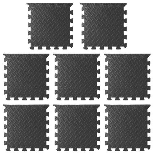 8 pezzi morbidi bambini che giocano tappetino in schiuma EVA tappetino ad incastro casa palestra piastrelle pad protettivi pavimento tappetini in schiuma