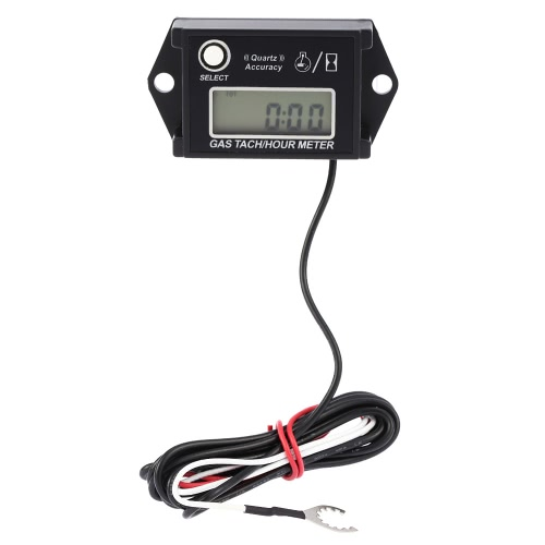 LCD Digital Tachometer