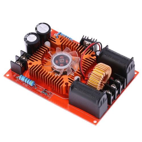 DC 12-30V ZVS Tesla Coil Driver Board Module Marx Generator H Voltage Power Supply