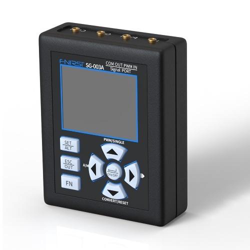 FNIRSI SG-003A Multi-function Voltage Current Signal Generator 0~20mAh Signal Simulator Calibrator 0~15V Voltage
