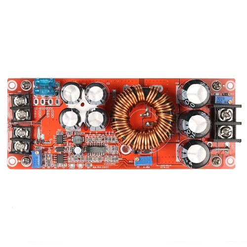 1200W High Power DC-DC Converter Boost Step-up Power Supply Module 20A IN 8-60V OUT 12-80V Adjustable E2067