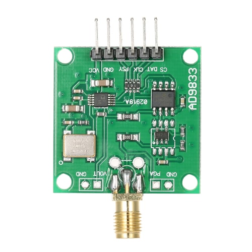 AD9833 DDS Signal Generator Module 0-12.5MHz Square/Triangle/Sine Wave