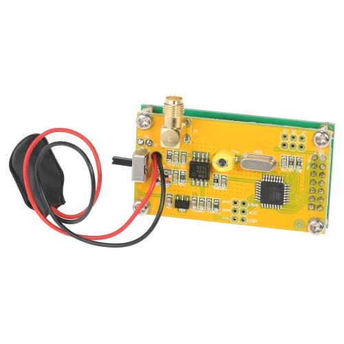 DIY Hohe Genauigkeit und Empfindlichkeit 1 ~ 500 MHz Frequenzmesser Zähler Modul Hz Tester Messmodul LCD Display