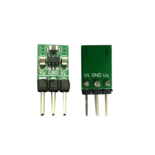 Mini convertisseur DC-DC de 1.8V-5V à 3.3V Shift Module