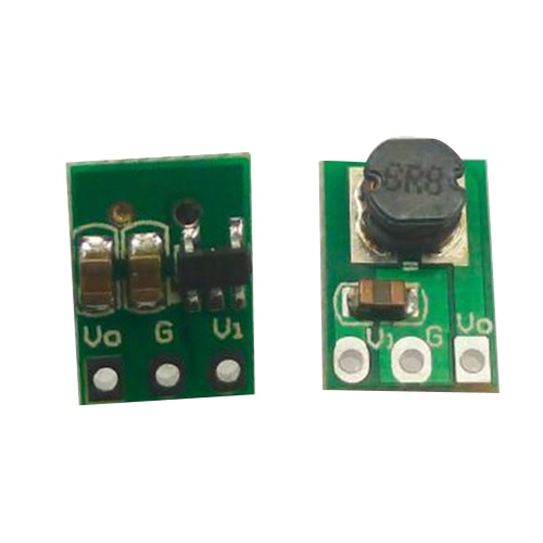 DC to DC Converter 3.7V 5V to 3.3V Step Down Module 18650 Li-ion Battery for MCU Development Board Power Supply