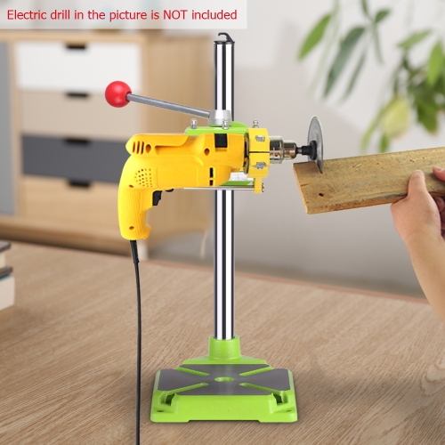 High Precision Electric Power Drill Press Stand Table Rotary Tool Workstation Drill Workbench Repair Tools Clamp Work Station with