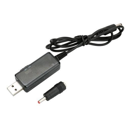 Voltaggio di tensione per la sicurezza domestica di Powerline Powerline Powerline Tester da 9 V / 12V USB
