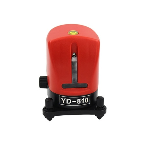 YD-810 Mini portatile 360 gradi autolivellante linea laser a croce