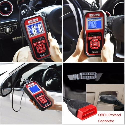 Universal Car Automotive Code Scanner Diagnostic Tool Auto Code-reader