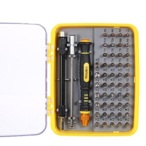51 в 1 мини-набор отверток многофункциональный инструмент для ремонта мобильного телефона ноутбука