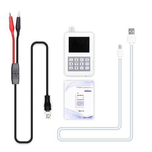 """DSO PRO 2,4 """"Цветной дисплей Портативный цифровой мини-осциллограф с полосой пропускания 5 МГц и частотой дискретизации 20 м фото"""