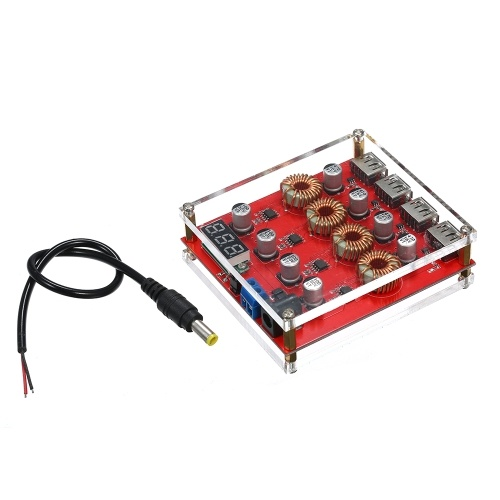 Converter Voltage Regulator Voltage Adjuster