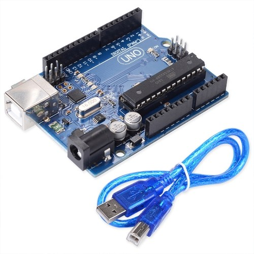UNO R3 Стартовый комплект для начинающих UNO R3 Учебный комплект для начинающих UNO R3 DIY Модульная плата начального уровня UNO R3 DIY Kit фото