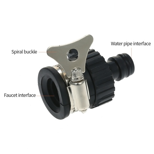 Universal Tap Connector Adapter Faucet Adapter Quick Joint Multifunction Durable Water Hose Pipe Faucet Connector