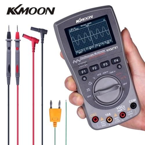 KKmoonインテリジェントデジタルストレージスコープメーター2-in-1デジタル40MHz200Msps / Sオシロスコープ