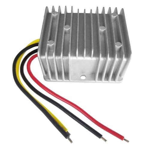 Portable DC/DC Converter Regulator 12V Step Up To 24V 10A 240W Energy Saving Transformer Waterproof Converter