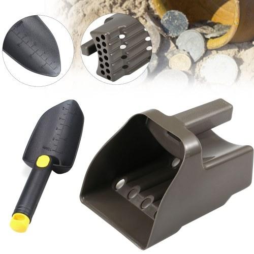 Принадлежности для землеройных и лопаточных инструментов для обнаружения металлов и поиска сокровищ
