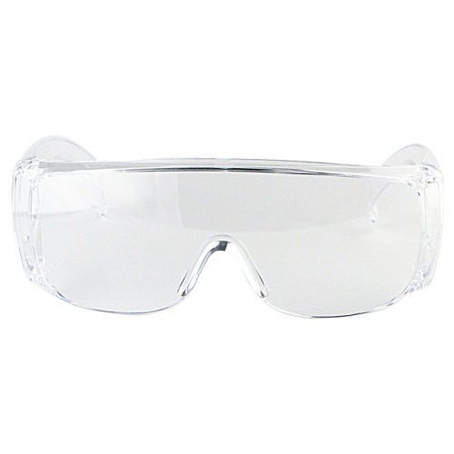Safety Glasses Polished Transparent Industrial Goggles Eye Protective Equipment Eyewear Protection  High Impact, Vented Sides, For Construction, Laboratory, Chemistry Class