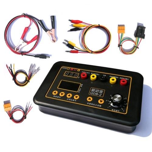 自動車イグニッションコイルテストインジェクターソレノイドバルブアイドリングステッピングモーター計器テスター