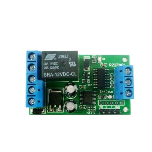 Timer-Relais Digitales Relaismodul DC1-100V oder AC85-265V Lastspannung DC12V Zeitsteuerungsschalter für die Stromversorgung