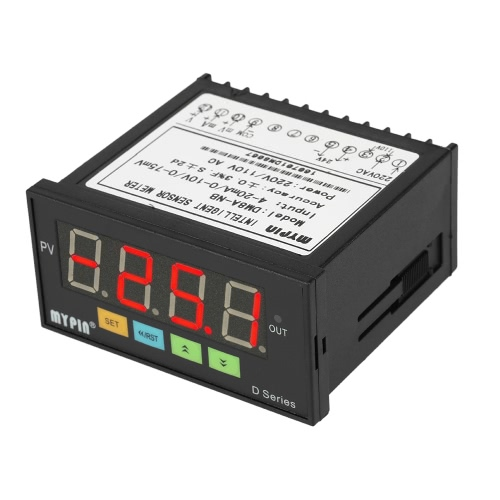 Medidor de sensor digital inteligente multifuncional