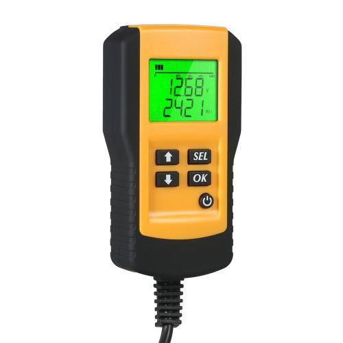 12V LCD Digital Car Battery Analyzer