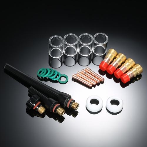 23pcs/set TIG Welding Torch Accessories Kit
