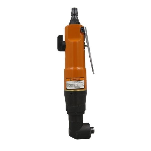 KP-805HL 90-градусный воздушно-шлифовальный станок 1/4 дюйма Пневматический угловой штамп-шлифовальный инструмент Воздушно-угловой шлифовальный станок Воздушная отвертка для деревообработки фото