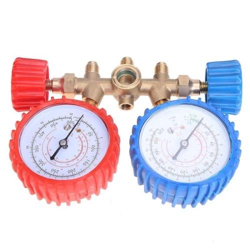 R134A R12 R22 R502 Medidor de