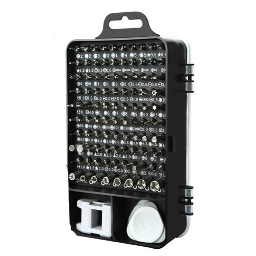 115 in 1 Magnetics Präzisions-Schraubendreher-Set Set-Kits für PC-Telefonreparaturwerkzeuge