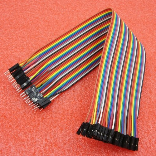 Arduino Shield 40pcs 30cm 2.54mm