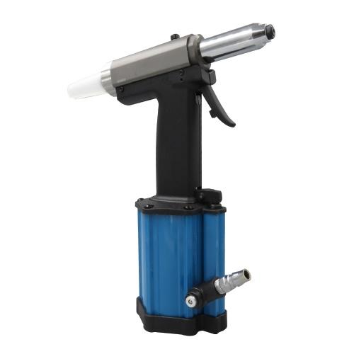 Pneumatic Rivet Gun Air Riveter Hydraulic Riveting Nut Tool 1/8