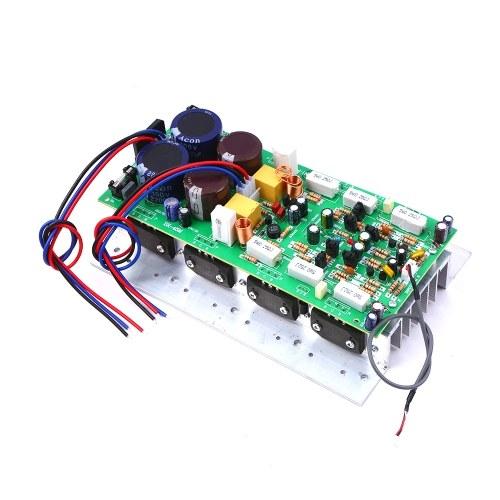 パワーアンプボードデュアル/モノチャンネルパワーアンプモジュール大電力オーディオアンプボードステレオオーディオモジュール完成品