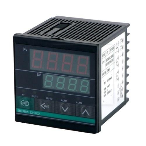 REX-CH702FK02-MV*ABN Temperature Controller Digital Display 0-400℃ K Type SSR/Relay Output