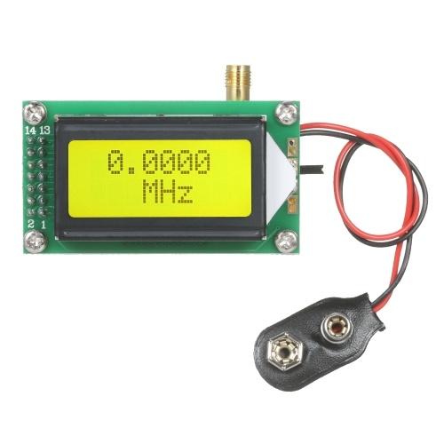 Модуль цифрового частотомера KKmoon 1-500 МГц, панель частотомера, Герцметр с разъемом SMA для радио CB