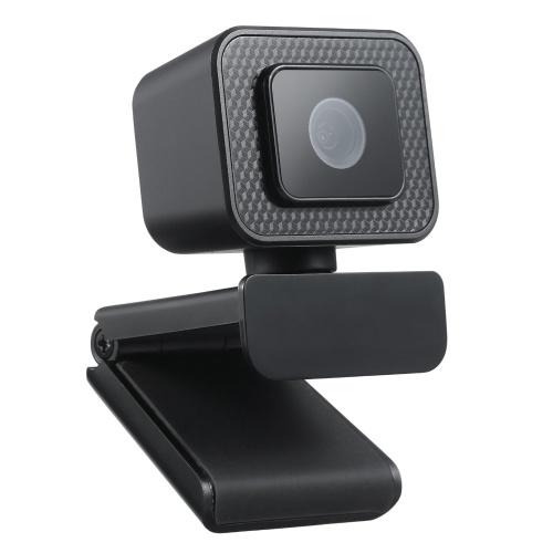 KKmoon USB Веб-камера 1080P Веб-камера высокой четкости с микрофоном Компьютерная камера с фиксированным фокусом Драйвер для конференц-камеры Бесплатная видео Веб-камера Клип-камера для портативного настольного компьютера