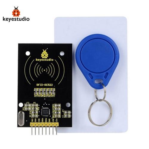 2016 New Keyestudio RC522 RFID Module for Arduino - Black + Yellow