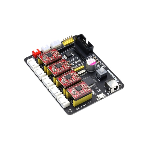 EleksIVAxis XYZA 4 Axis Stepper Motor Driver