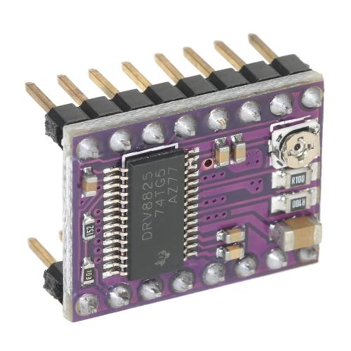 Modulo driver motore passo-passo 5pcs DRV8825 per stampante Reprap 3D