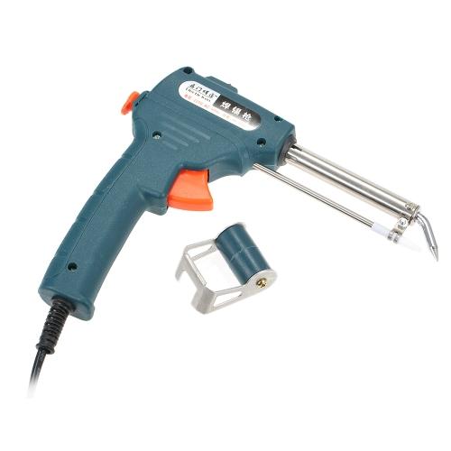 220V 60W Auto Spawanie Automatyczny posuw lutownica elektryczna Regulacja temperatury narzędzia lutowane Tool Kit Szybkie ogrzewanie