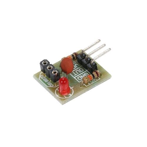 5 PCS Mini Módulos de Sensor de Placa 5 V Não-modulador de Tubo para Módulos Transmissores Receptor Arduino Laser