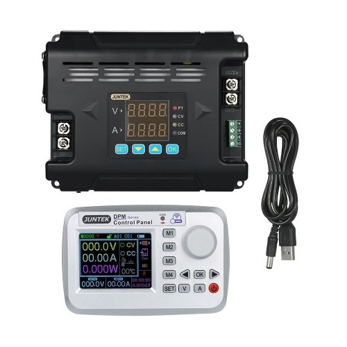JUNTEK DPM8624-RF Wireless Control Programmable Power Supply DC Power Source