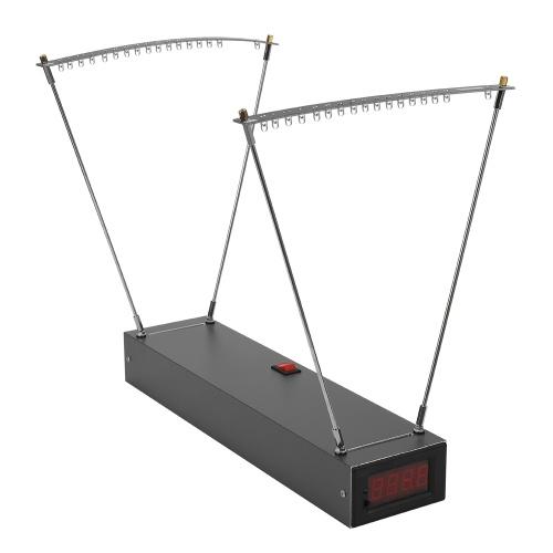 Velocimetry Измеритель Скорости Рогатки Pro Bow Инструмент Измерения Скорости Алюминиевого Сплава Профессиональный E9900-X