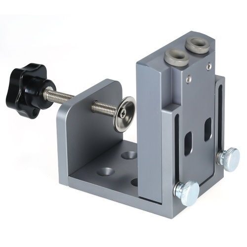 Инструмент для подбора отверстий для сверления отверстий DIY Kit Деревообрабатывающий инструмент позиционирования фото