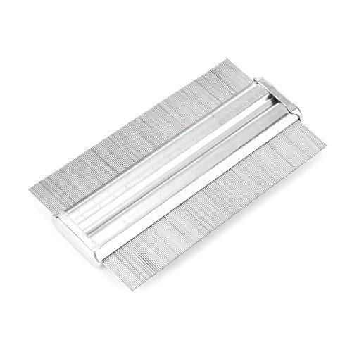 Contour Gauge Duplicator 150mm Metal Marking Gauge Stainless Steel Multi-Functional Woodworking Measure Tool