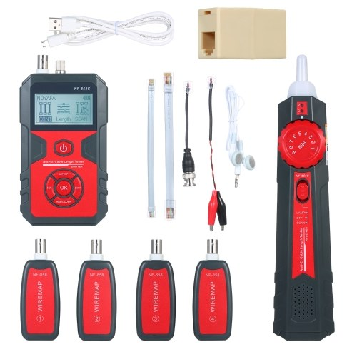 Telephone Wire Tracker Electrical Line Finding Testing Cable Tester