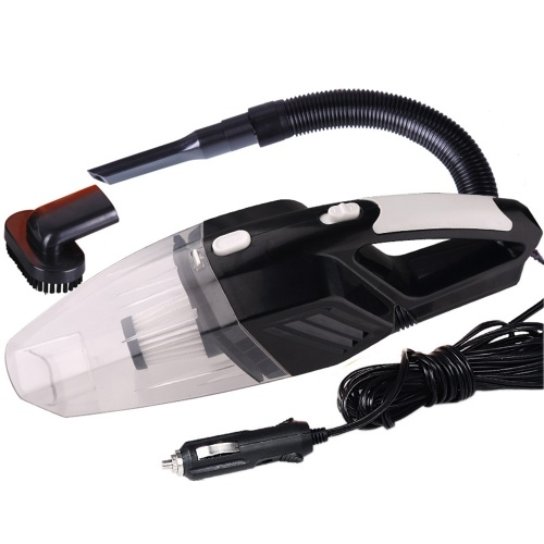 Portable 120W Car Vacuum Cleaner Household Handheld Perfect Accessories Kit