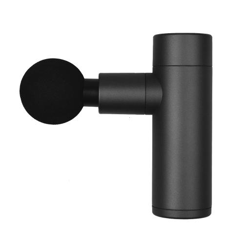 Pistola elétrica Fascia Mini Relaxamento muscular Carregamento USB Relaxante muscular 4 Massageador muscular de velocidade variável ajustável