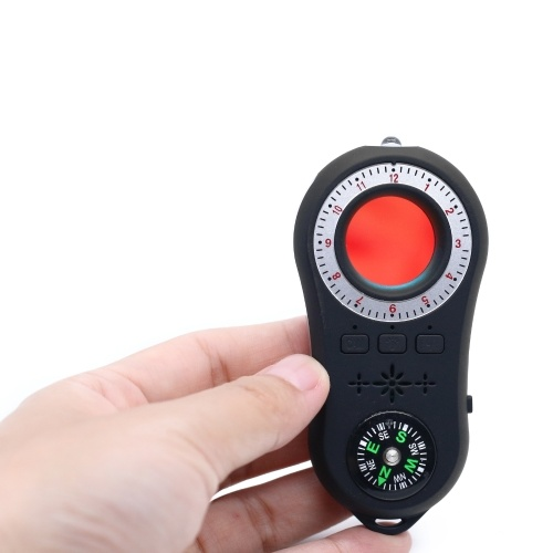 S100 Wireless Camera-Signal-Scanner Invisible Infrared Camera Detector Finder Hotel Anti-location Anti-eaves Tool