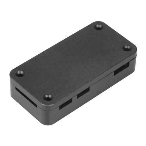 Caja de la cubierta protectora de la carcasa de metal de aleación de aluminio para Raspberry Pi Zero